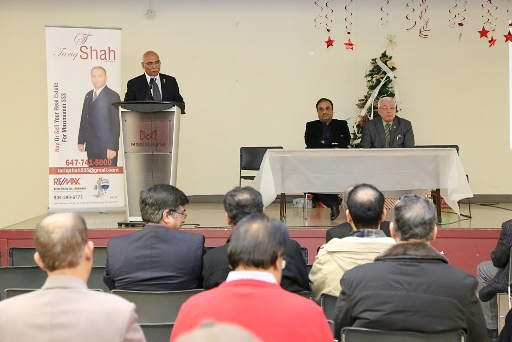 """CPFA organized """"An Evening of Colours"""" on December 23, 2016 in Mississauga"""